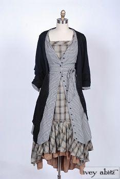 :: Crafty :: Sew :: Clothing ~ Anabel Coat Dress by Ivey Abitz