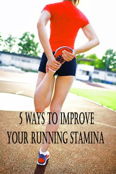 Victory Fitness: 5 Ways to Improve Your Running Stamina
