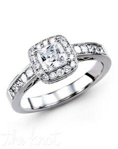Simon G. Jewelry Engagement Ring