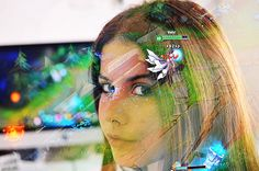 Valentina Mota, 13 anos, quer ser YouTuber