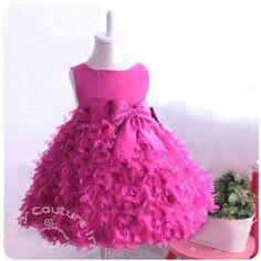 Rose Garden Pretty Princess Dress - #babygirlclothes