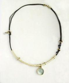 Maya Kotelnitskaya necklace