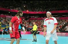 Balic and Hansen... wowwwwww