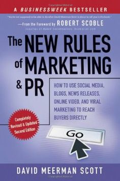 """The new Rules of Marketing and PR - #MarketingStrategy - also #banks have to change their habbits to be """"up to date"""" in Marketing and PR."""