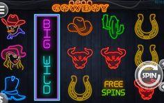 Neon Cowboy - http://www.automaty-ruleta-zdarma.com/hraci-automat-neon-cowboy-online-zdarma/