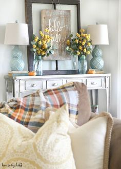 DIY Sign for Fall -