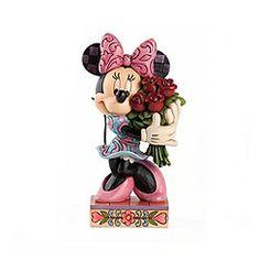Jim Shore Disney Traditions - Minnie Maus  #MinnieMaus #Muttertag #mothersday ©Disney