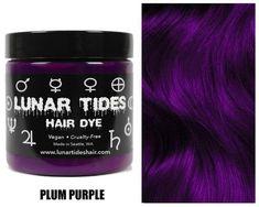 Cabello Color Magenta, Magenta Hair Dye, Dark Purple Hair Dye, Permanent Purple Hair Dye, Grey Hair Dye, Dyed Hair Pastel, Hair Color Purple, Hair Dye Colors, Dark Violet Hair