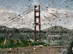 Photograph by Abelardo Morell Golden Gate Bridge, Golden Gate National Recreation Area, California