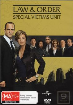 law and order svu season 9 dvd | Law And Order SVU Season 9 (DVD)