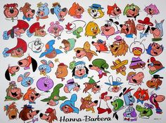 1970 cartoons characters. There is one character missing from one of the groups.  Can you name which character from which group?