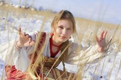 Фотографии: Красавицы славянки. Русские девушки. Pictures of Russian women