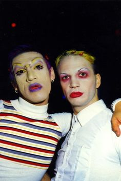 Michael Alig, James st James, Chris Comp, Amanda LePore, all amazing club kids!!