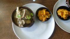 Cafe rizo tripe and pumpkin