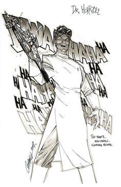 Dr Horrible by *J-Scott-Campbell on deviantART