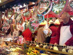 christmas market in heidelberg <3