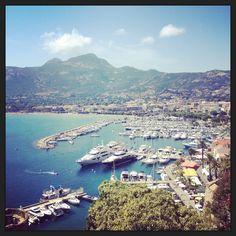 Port of Calvi