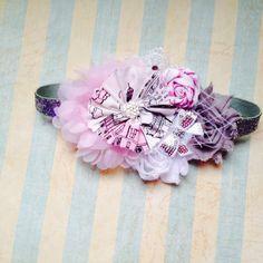 Paris Princess Pink Tea Party  Paris Pink Silver by MiyahsCloset