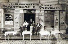 Braila - Restaurantele de altadata  - 1920 Romania, Old Photos, Restaurant, Country, Architecture, City, Postcards, Old Pictures, Arquitetura