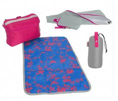 Babymule Essentials kit - Pink perfect to nip to the shops!  £29