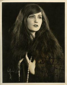 Melva Cornell by Albert Witzel, 1920s