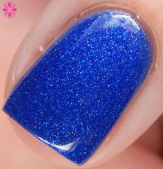 Blue-Eyed Girl Lacquer: Irlicht (Destination Duo Polish) #blueeyedgirllacquer #begl #beglove #swatch #indiepolish