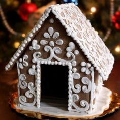#Gingerbread #House