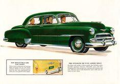 All Except 2-Door 1949-1952 Chevy Vent Window Weatherstripping Complete