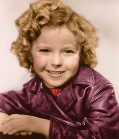 SHIRLEY TEMPLE (Shirley Jane Temple Black)