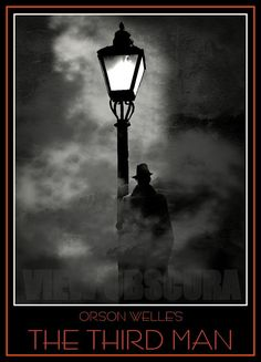 What is Film Noir? The movies that are considered to be Film Noir are from the early to the late T. Black White Photos, Black And White Photography, Film Noir Fotografie, Poster Print, Or Noir, The Third Man, Foto Art, Street Lamp, Light And Shadow