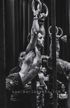 Froning? No idea what this is but he's not bad to look at.  lol