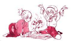 Fire Emblem: Fates - Takumi and Leo Fire Emblem 4, Fire Emblem Games, Tsundere, Fan Art, Videogames, Artist, Anime, You're Hot, Ships