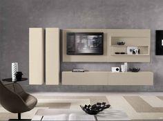 Modern Italian Wall Unit VV 3919