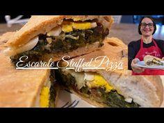 Pizza Recipes, Cheesesteak, Italian Recipes, Vegetables, Ethnic Recipes, Breads, Food, Youtube, Bread Rolls