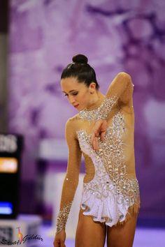 Neta Rivkin, Israel, is the 7th in ribbon filans in World Championships Izmir 2014