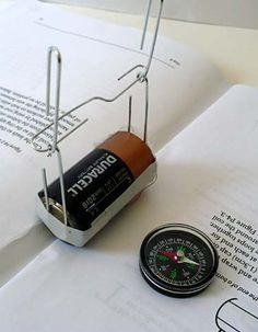 How to make a simple electric motor physics learning for Electric motor science fair project