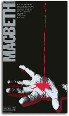 I feel like Macbeth can be both a victim and a tragic hero, and I'm using him as a realistic villiN here. I feel like the reason he changed is because of greed. It freaks me out that it could happen to anyone.