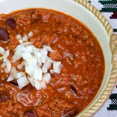 SKINNY Momma's Roadhouse Chili Points:5 Points+:6 Calories: 272 0 trans fat and 1gm saturated fat