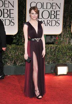 The Best Dresses Emma Stone's Ever Worn During Award Season