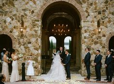 Glamorous Bella Collina Wedding from Ash Imagery and Southern Weddings