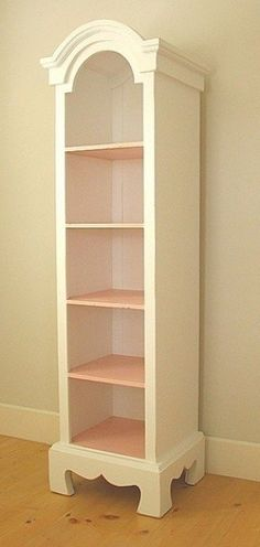 This is so cute, but so expensive! Farmhouse Bookcase on