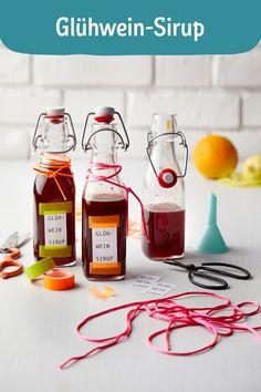 Decora Decora Syrup bottle Rose