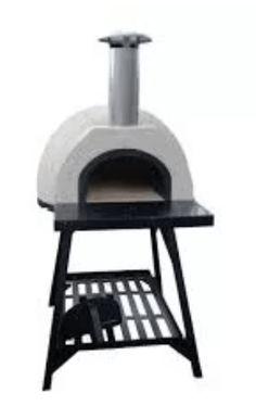 DESIGN: Wood-Burning Outdoor Pizza Ovens – ARTS&FOOD® Best Outdoor Pizza Oven, Wood Burning Oven, Pizza Ovens, Wood Fired Pizza, Wood Design, Food, Wood Fired Oven, Essen, Meals