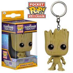 Porte-clés Pocket POP Groot