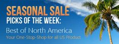 Seasonal Sale Picks of the Week: Best of North America Hotels and Activities...Booked lower prices hotel rooms by: http://www.roombookpro.com