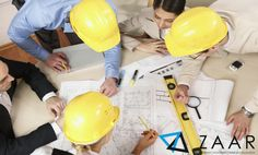 Plan your #construction work using ZAAR APP and stop unnecessary revisions.