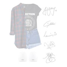 I just had to save this so I could look at Zayn's signature. I love it. Team Zayn btw~