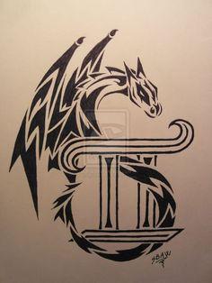 gemeos tribal | More Tattoo Images Under: Gemini Tattoos
