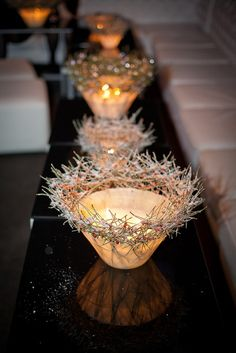 Christmas Greenery, Christmas Decorations For The Home, Diwali Decorations, Christmas Candles, Christmas And New Year, White Christmas, Christmas Home, Christmas Ornaments, Candle Lanterns