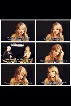 Poor Taylor I am so sick of all these break up jokes she is a great person people need to know that she isn't like that